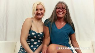 Mom and Sis Give You Jerk Off Instruction