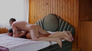Wild Fuck Gorgeous Teen and Sperm Within Pussy. Homemade Creampie. Oliver Strelly