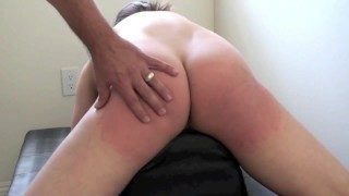 Casey Calvert Nude Teen Whore Spanked Nasty With a Paddle