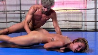He Destroys Her in a Sexfight Match