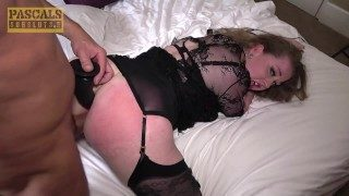 Pascalssubsluts – Big Beautiful Woman Kitten Fed Cum and Dominated By Master